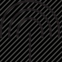 antenna, radio, signal, wifi, wireless icon