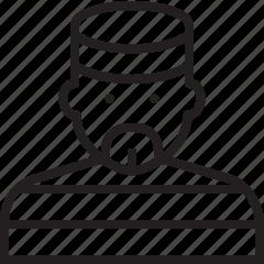 chef, user icon