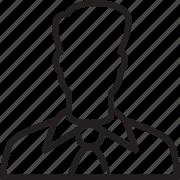 jail, prisoner icon