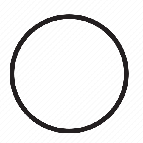 ball, circle, record, round icon