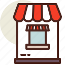 fastfood, foodcart01, meal, restaurant icon