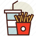 fastfood, meal, meal2, restaurant icon