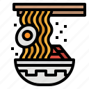 box, china, chinese, food, noodle icon