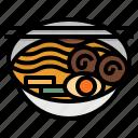 food, japan, noodle, ramen, street icon