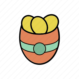 chips, eating, food, meal, restaurant, snacks icon