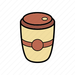 beverage, coffee, cup, food, snacks, tea icon