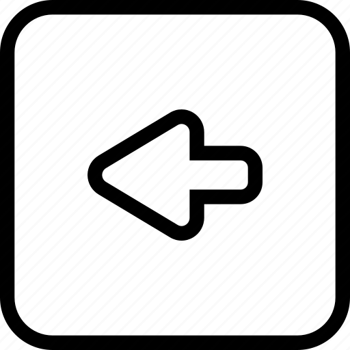 Arrow, back, left, move icon - Download on Iconfinder