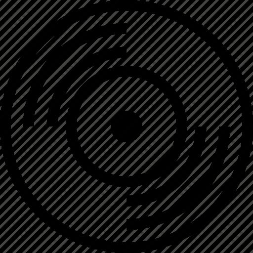 data, disc, dvd, storage icon