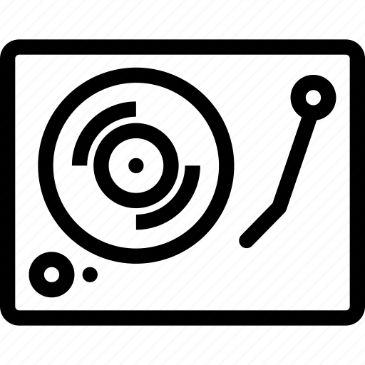 audio, media, player, sound icon