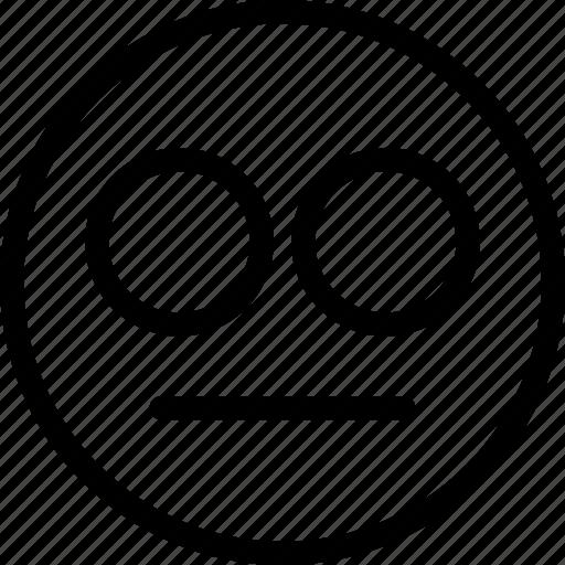 emoticon, emotion, expression, face icon