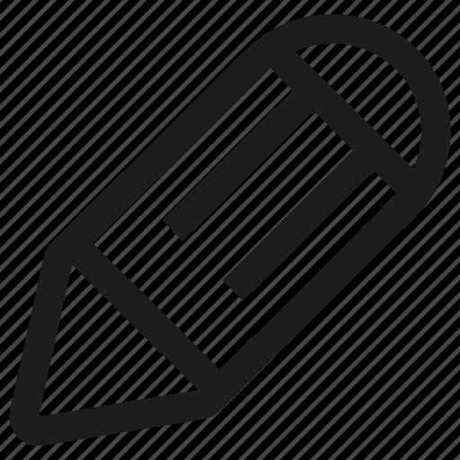documentation, edit, pencil, write icon