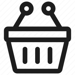 basket, business, buying, purchase, shopping icon