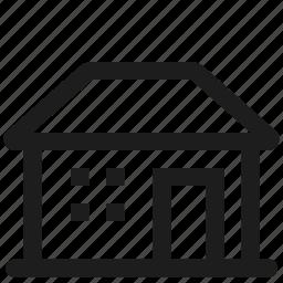dwelling, estate, home, house, housing, residence icon