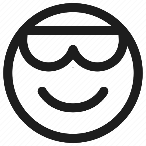 emoji, emoticon, emotion, smile, style icon