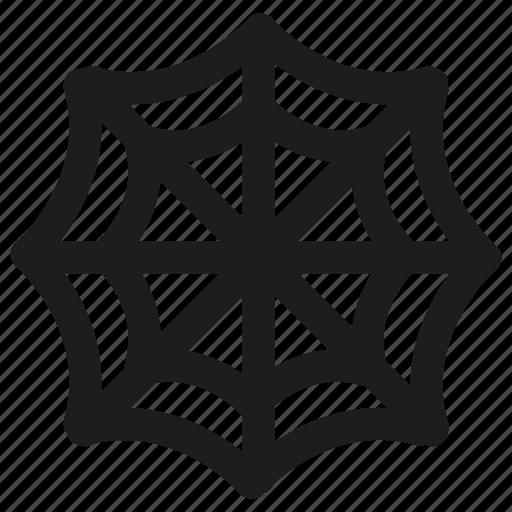 net, network, spider, spider net, web icon