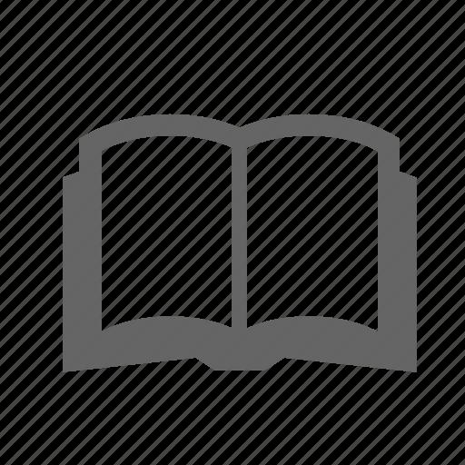 book, education, history, knowledge, literature, school, subject icon