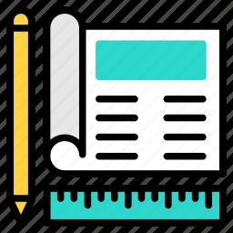 business, prototype, usability, web icon, wireframe icon