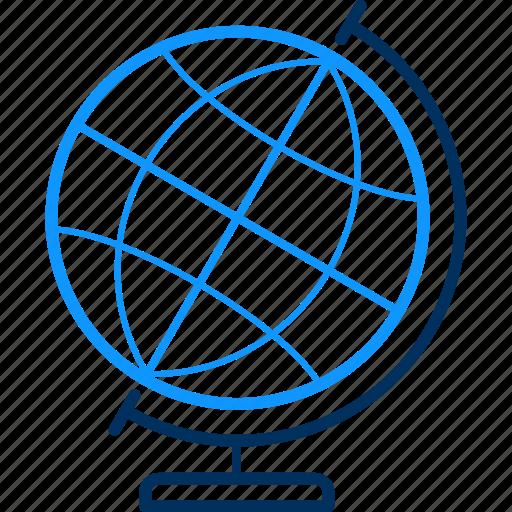 global, globe icon