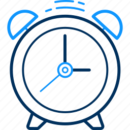 alarm, alert, clock, notification icon