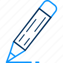 pencil, write icon