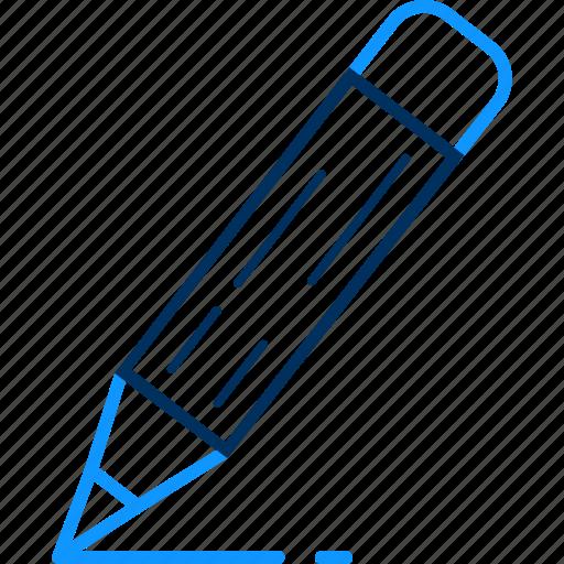 pencil, write icon