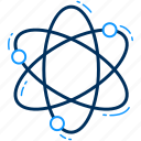 physics, science icon