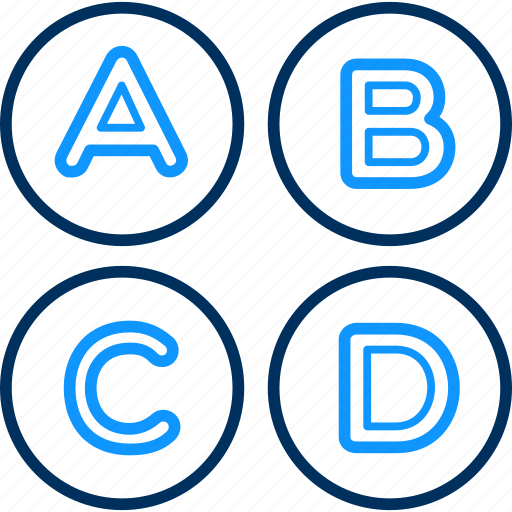 Alphabet, alphabets, special, abc, classes, education, english icon - Download on Iconfinder