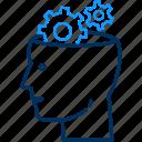 brain, options, gear, settings, configuration, preferences