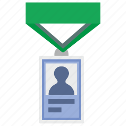 card, id, person, student icon