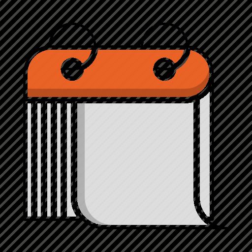 calendar, date, education, event, study icon