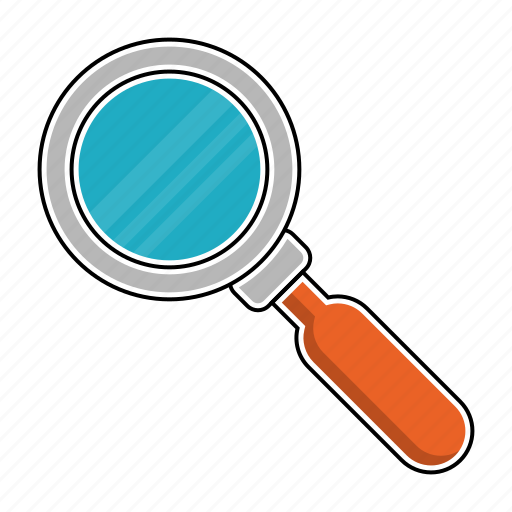 education, magnifier, search, seo, study, view, zoomloop icon