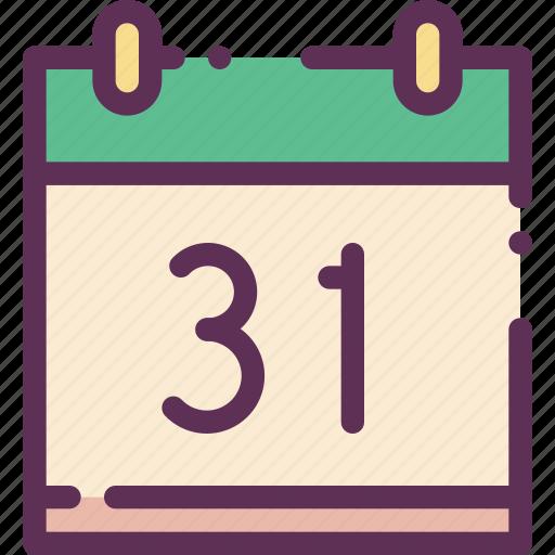 action, calendar, date, term icon