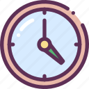 counting, hours, time icon