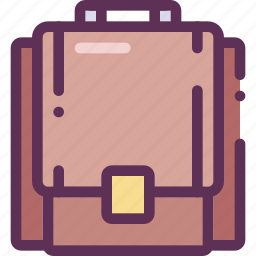 child, school, schoolcase, study icon