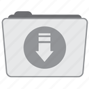 document, downloads, file, upload icon