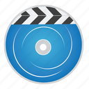 dvd, idvd, player icon