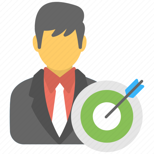 customer focus, customer service, market segmentation, marketing management, target audience icon