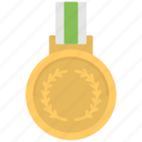 appraisal, appreciation, award medal, medal, reward icon