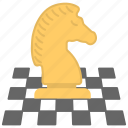 chess board, plan, procedure, strategy, tactic icon
