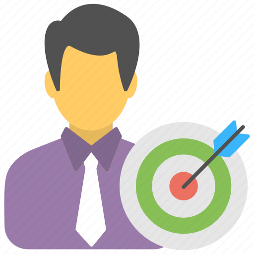 focused group, marketing strategy, target audience, targeted market, team target icon