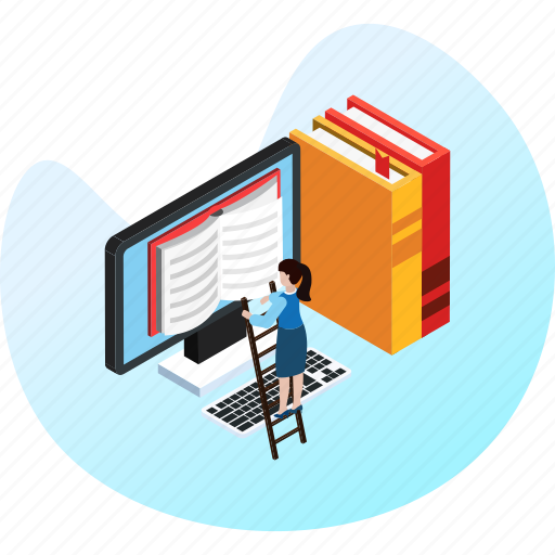 book, education, knowledge, learning, read, school, study icon