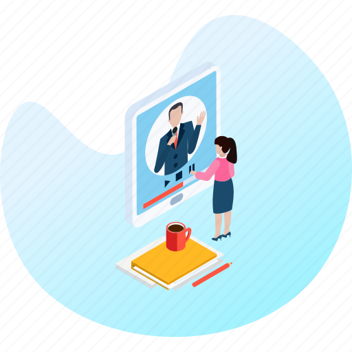 business, communication, conference, management, marketing, meeting, relation icon