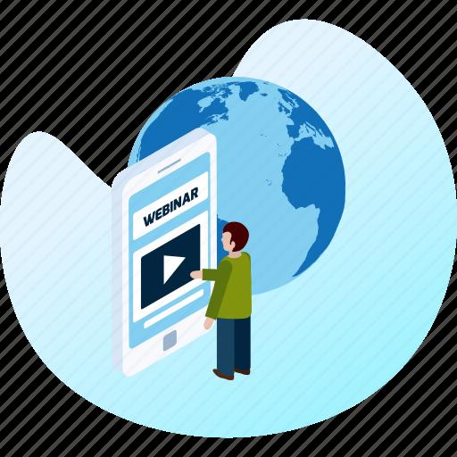 communication, connection, globe, interaction, interface, internet, worldwide icon