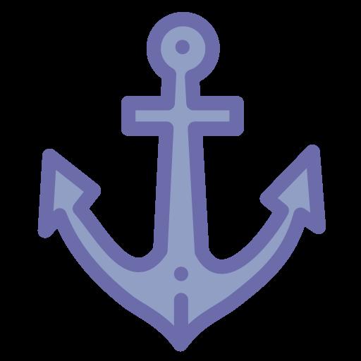 anchor, marine, ocean, ship icon
