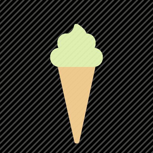 beach, holiday, ice cream, summer, travel, vacation icon