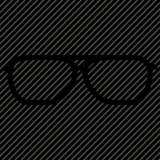 beach, eyeglass, glasses, holiday, summer, sunglasses, vacation icon