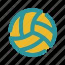athletics, game, sport, volleyball