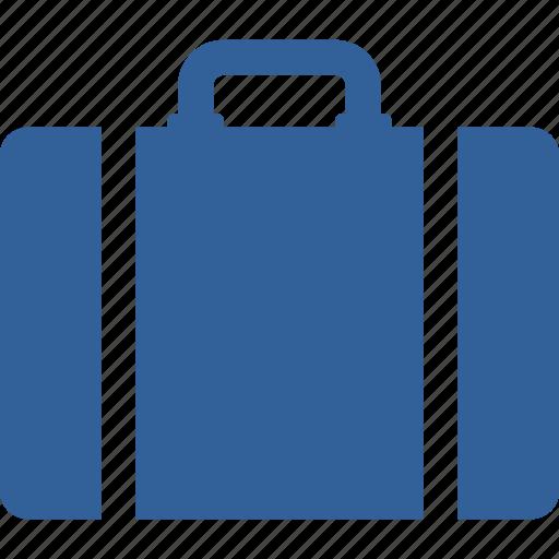 bag, case, luggage, passenger, suitcase, summer icon