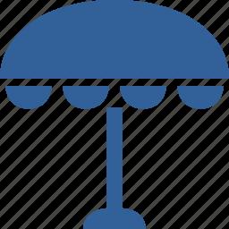 beach, holiday, summer, sun, sun umbrella, umbrella icon