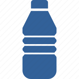 bottle, drink, food, plastic, summer, water icon